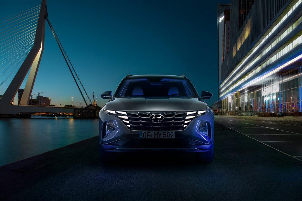 lancio nuova Hyundai Tucson