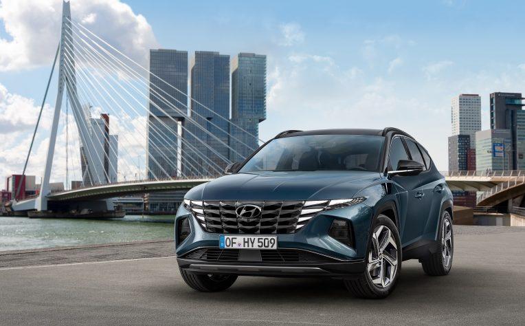 motori nuova Hyundai Tucson 2020