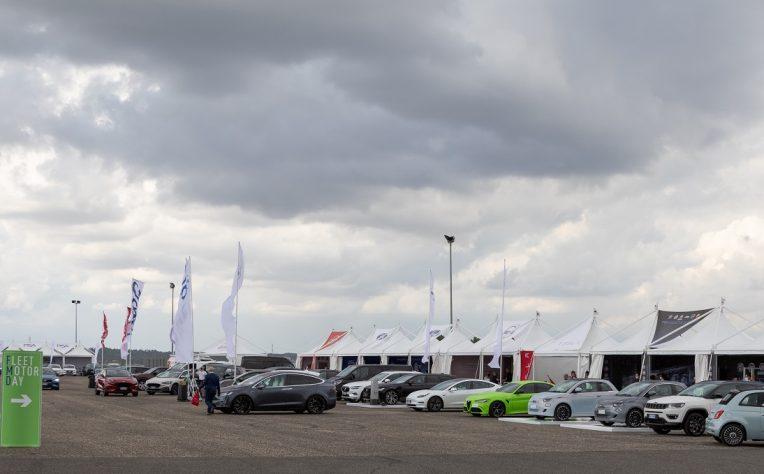 novità auto Fleet Motor Day 2021