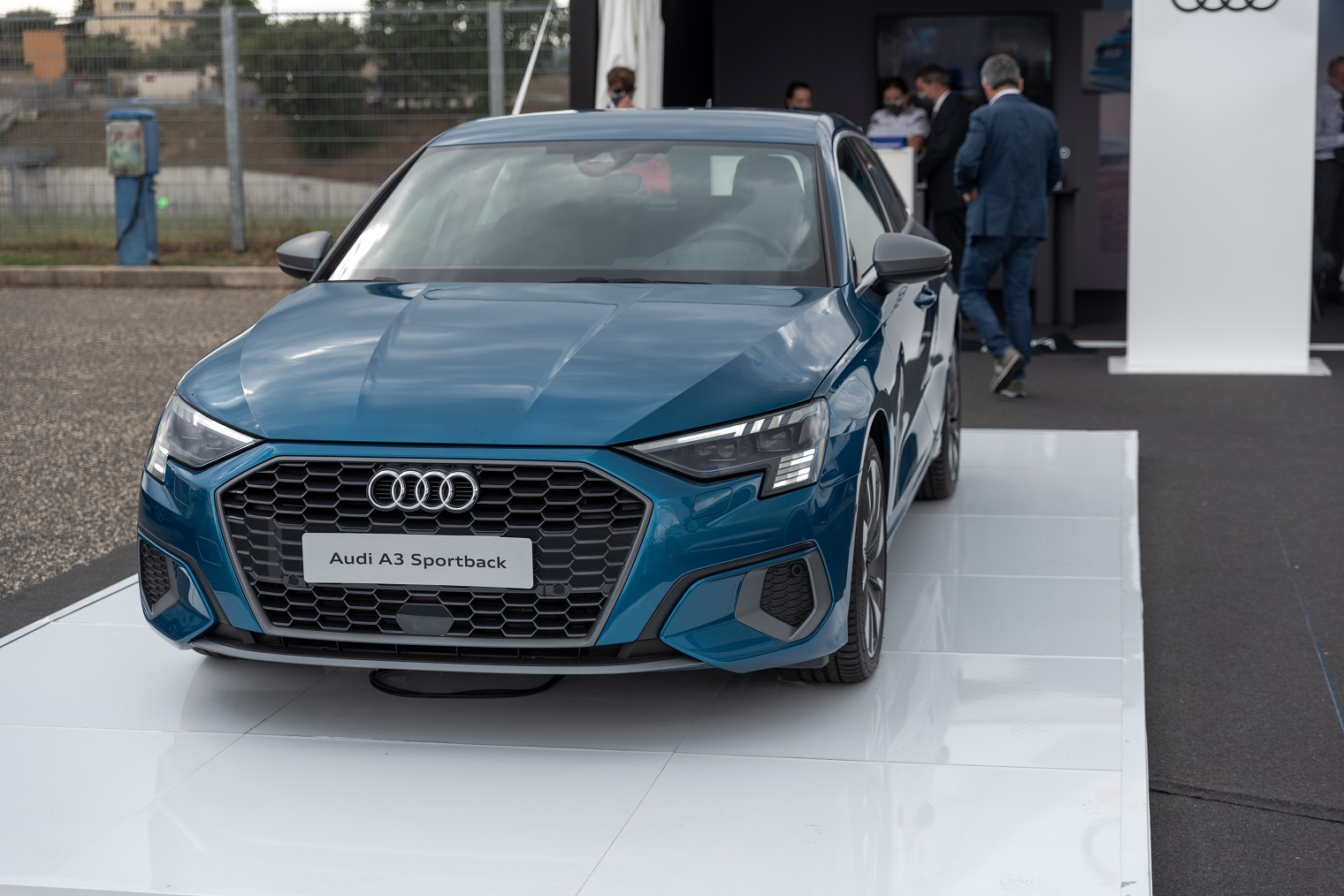 nuova Audi A3 Sportback Fleet Motor Day 2020