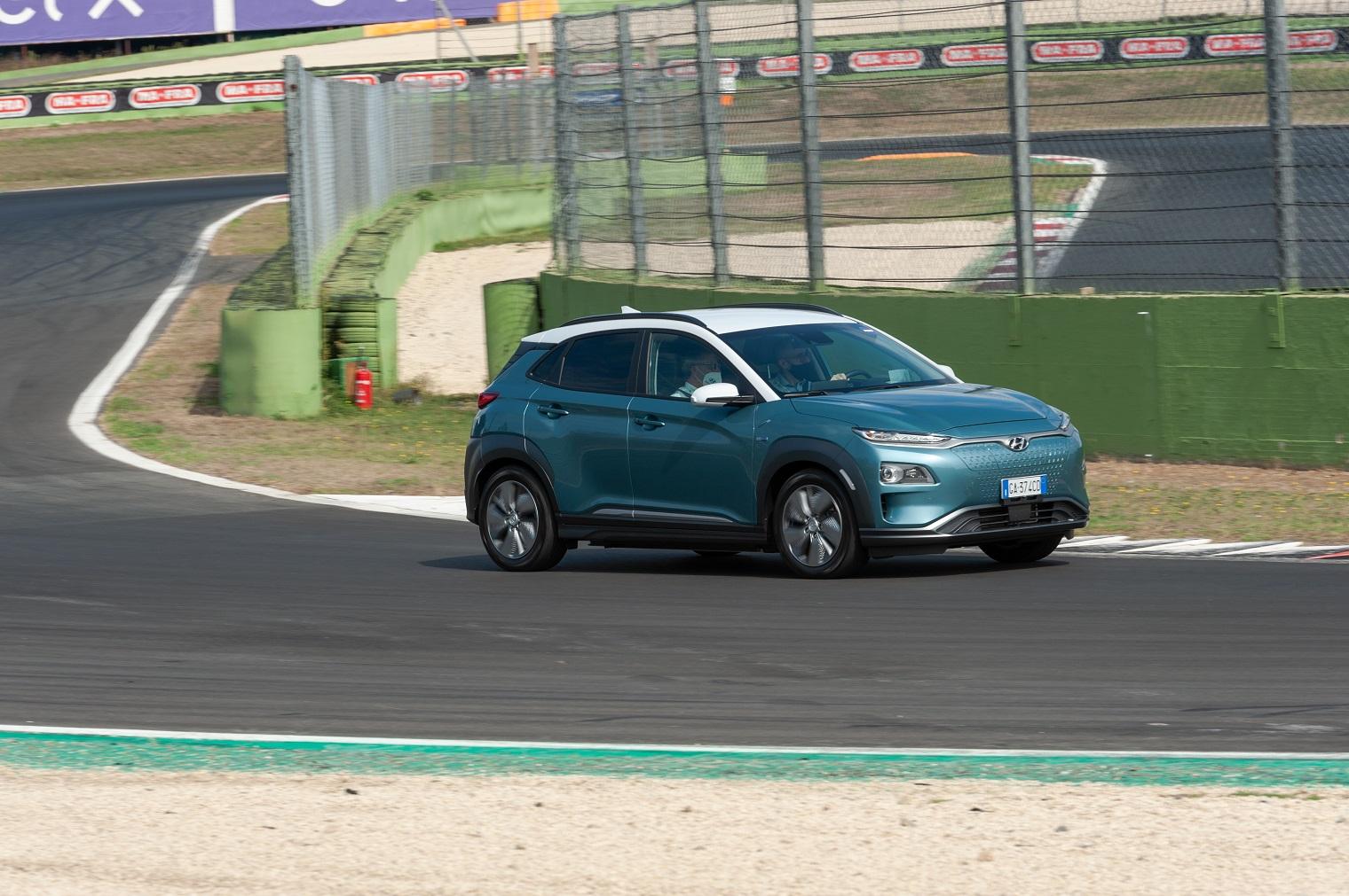 nuova Hyundai Kona elettrica Fleet Motor Day 2020