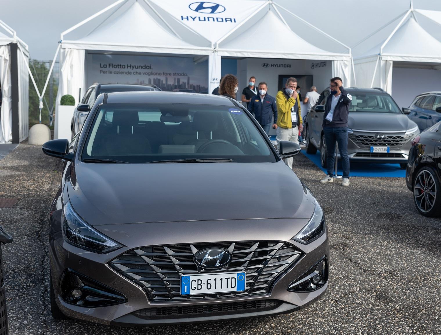 nuova Hyundai i30 Fleet Motor Day 2020