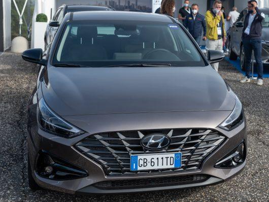 nuova Hyundai i30 Vallelunga