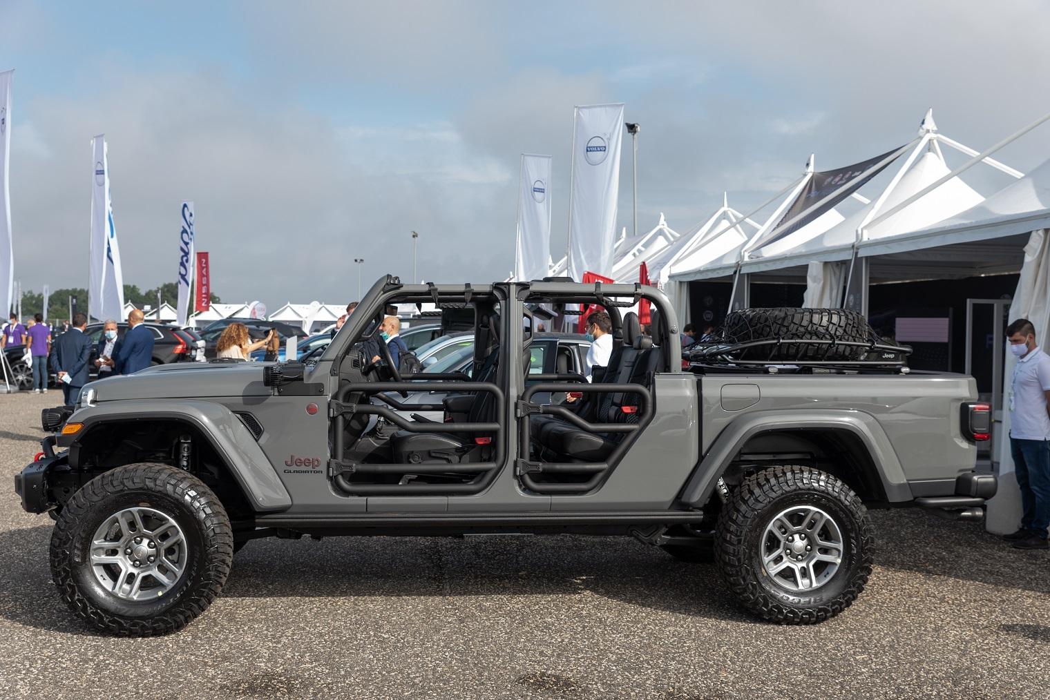nuova Jeep Gladiator Fleet Motor Day 2020