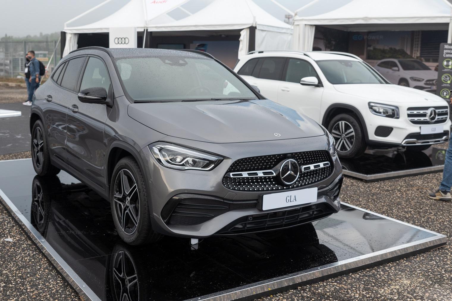 nuovo Mercedes GLA Fleet Motor Day 2020