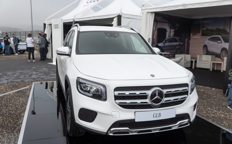 nuovo Mercedes GLB Fleet Motor Day 2020