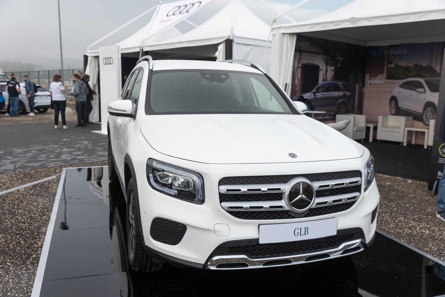 nuovo Mercedes GLB Fleet Motor Day 2020