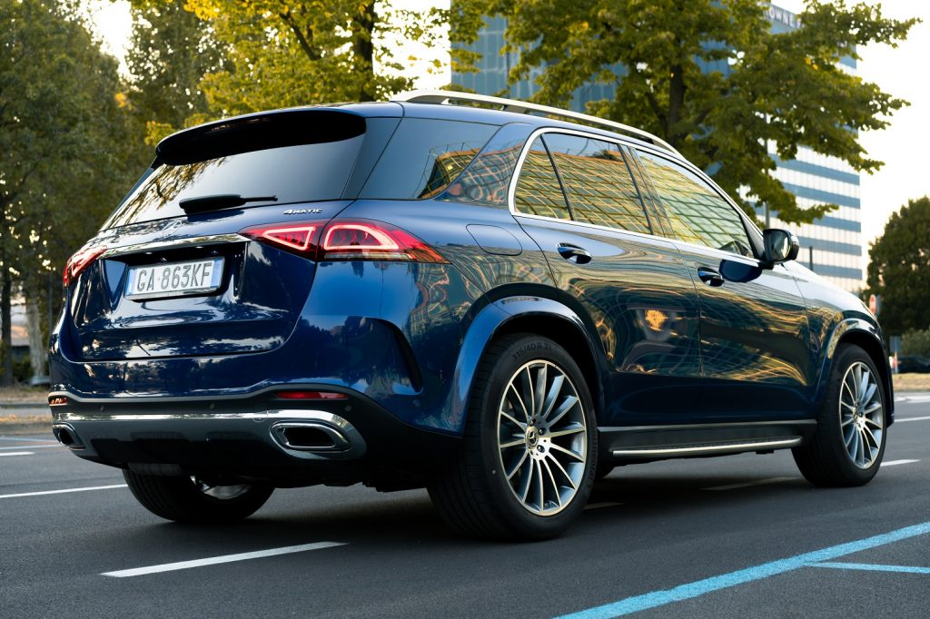 nuovo Mercedes GLE plug-in