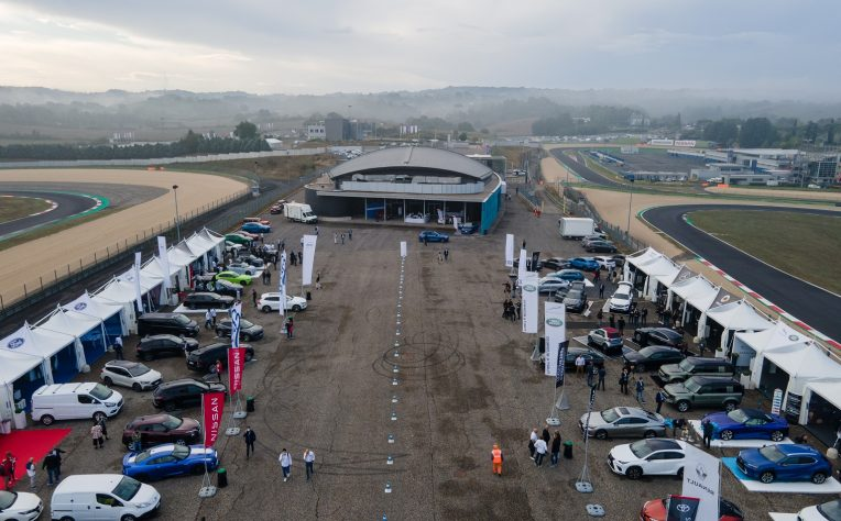 panormica Fleet Motor Day 2020