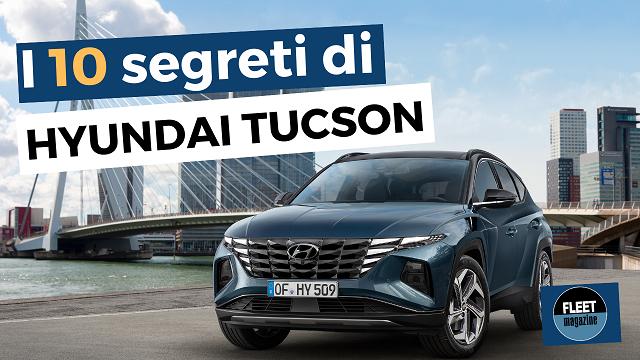 10 segreti Hyundai Tucson cover