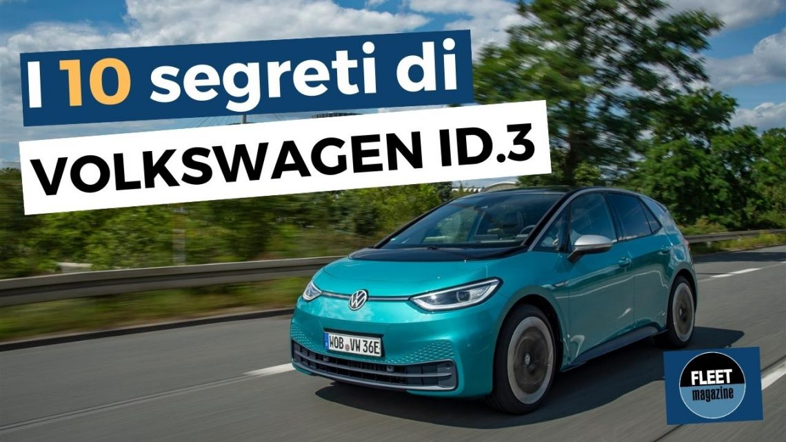 10segreti_VolkswagenId.3_cover
