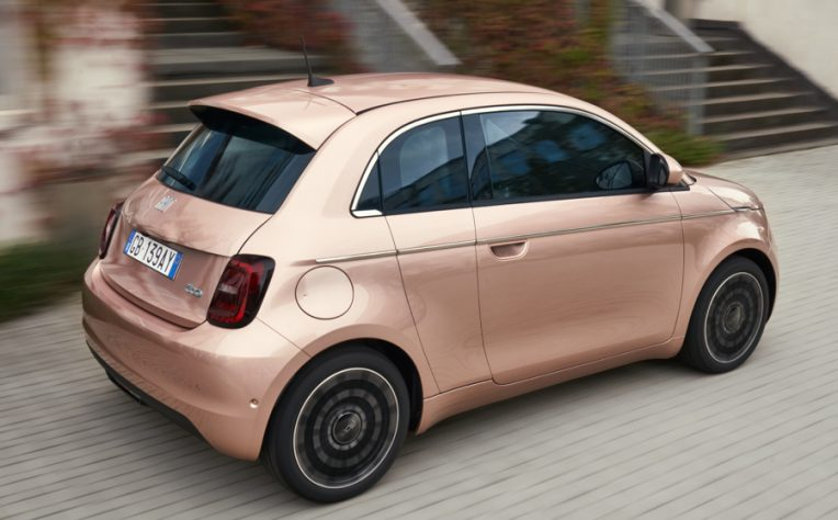 Adas di Nuova Fiat 500 3+1