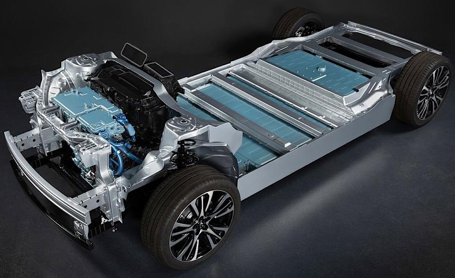Architettura Renault CMF-EV