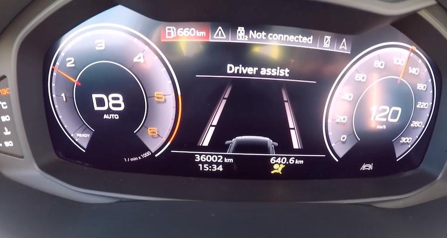 Driver Assist autostrada Adas