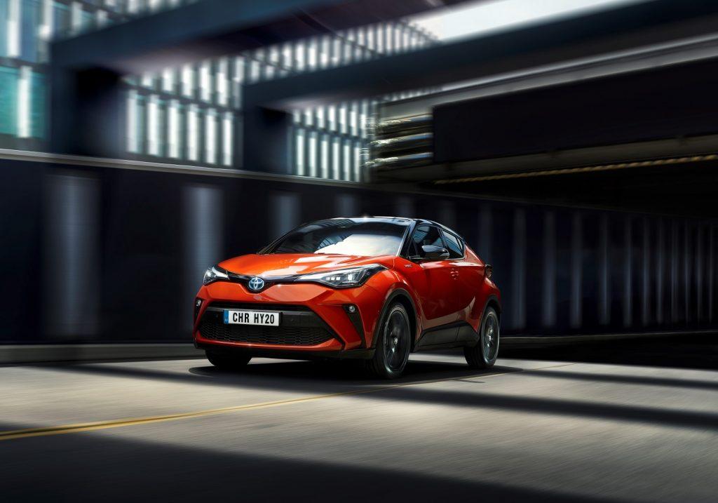 Esterni Toyota C-HR 2020