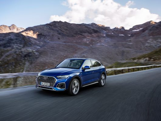 Esterni nuova Audi Q5 Sportback