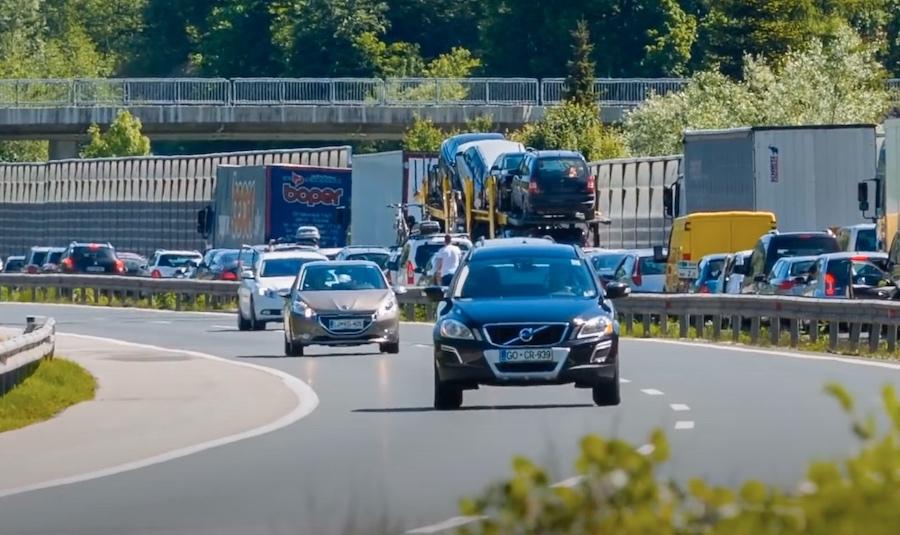 EuroNCAP Adas guida assistita autostrada