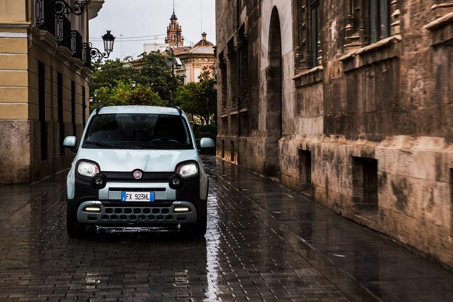 Fiat Panda City Cross Hybrid Launch Edition (2)
