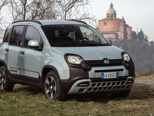 Fiat Panda City Cross Hybrid Launch Edition Media Drive (7)