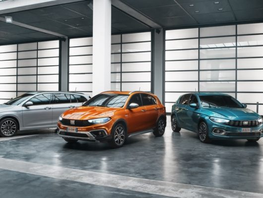 Fiat Tipo Cross e restyling