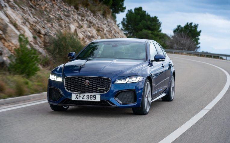 Jaguar XF 2021 diesel