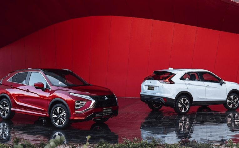 Mitsubishi Eclipse Cross 2021 ibrida