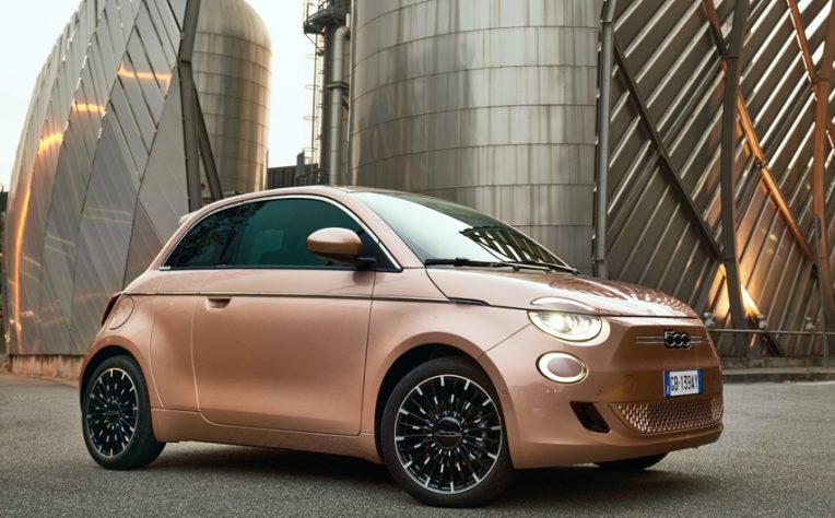 Nuova Fiat 500 3+1