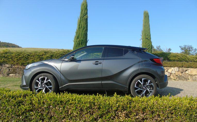 Nuovo Toyota C-HR 2020