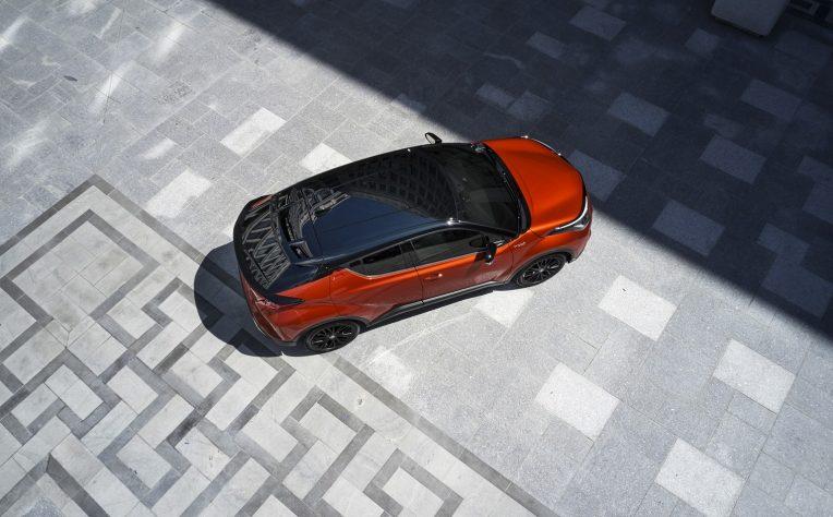Nuovo Toyota C-HR 2020 statica