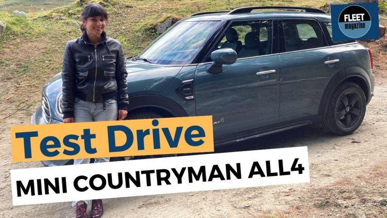 Test Drive Mini Countryman - cover