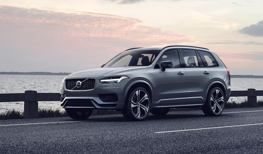 Volvo XC 90 ibrida plug-in