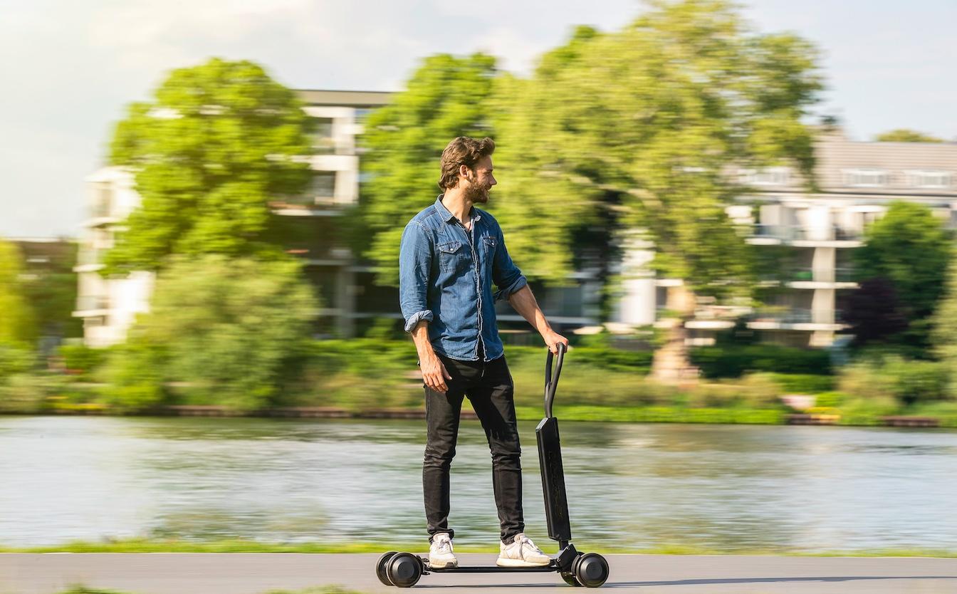 monopattino Audi-e-tron-scooter