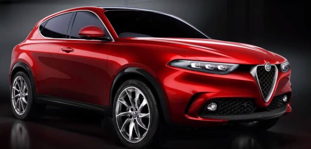 nuova Alfa Romeo Tonale 2021