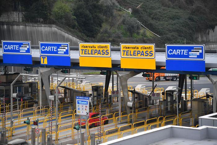 telepass casello autostradale