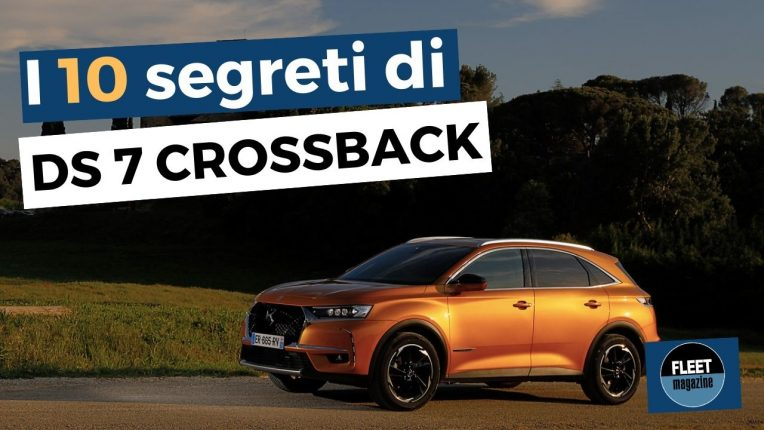 10 segreti_DS 7 crossback_cover