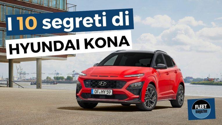 10 segreti_Hyundai Kona_cover