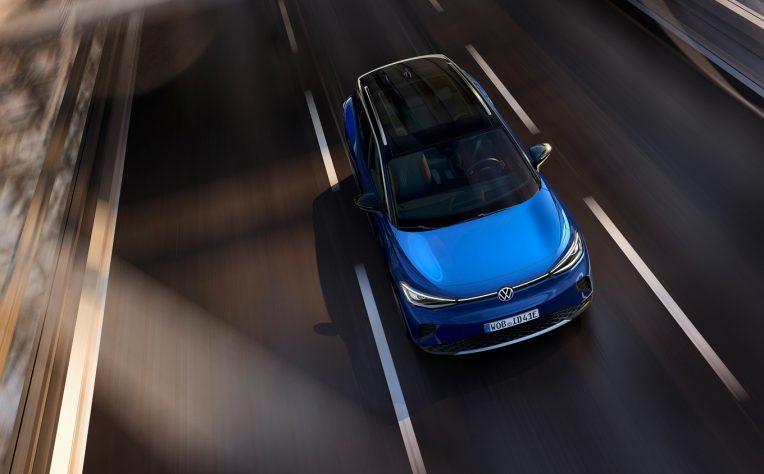 Adas nuova Volkswagen ID.4 2021