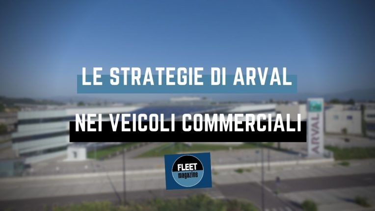 Arval strategie veicoli commerciali