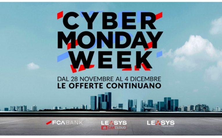 La Cyber Monday Week di FCA Bank
