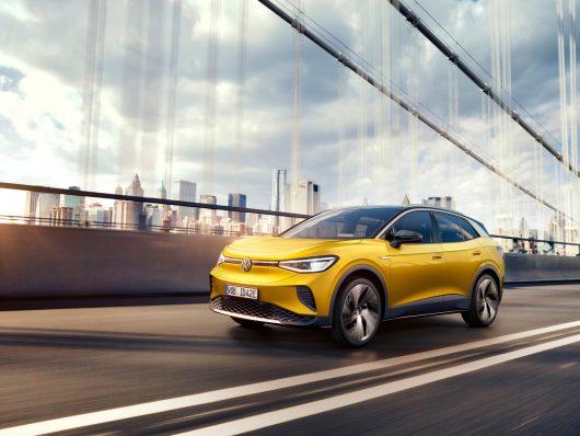 esterni nuova Volkswagen ID.4 2021