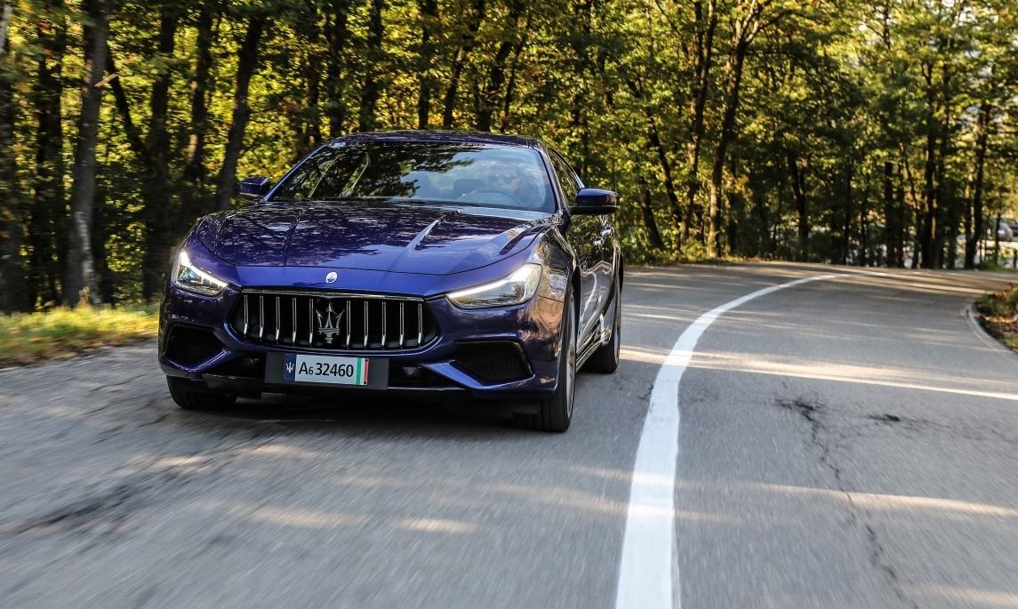Nuova Maserati Ghibli Hybrid 2021