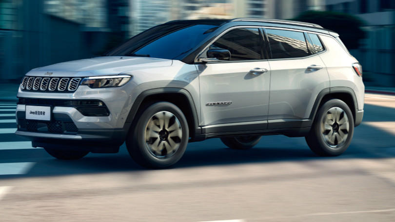 Jeep Compass restyling 2022