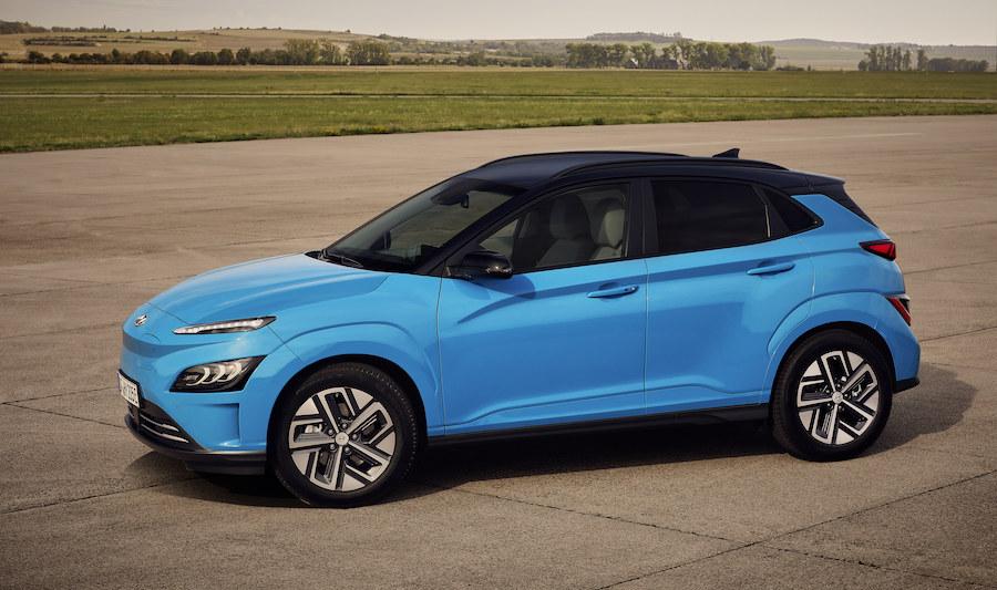 Listino Prezzi Hyundai Kona elettrica 2021