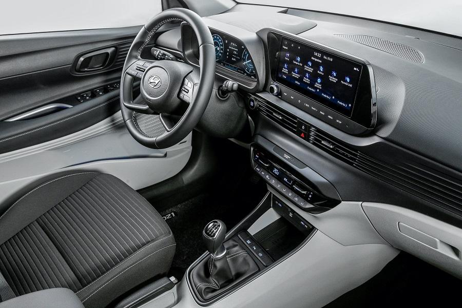 Nuova Hyundai i20 interni