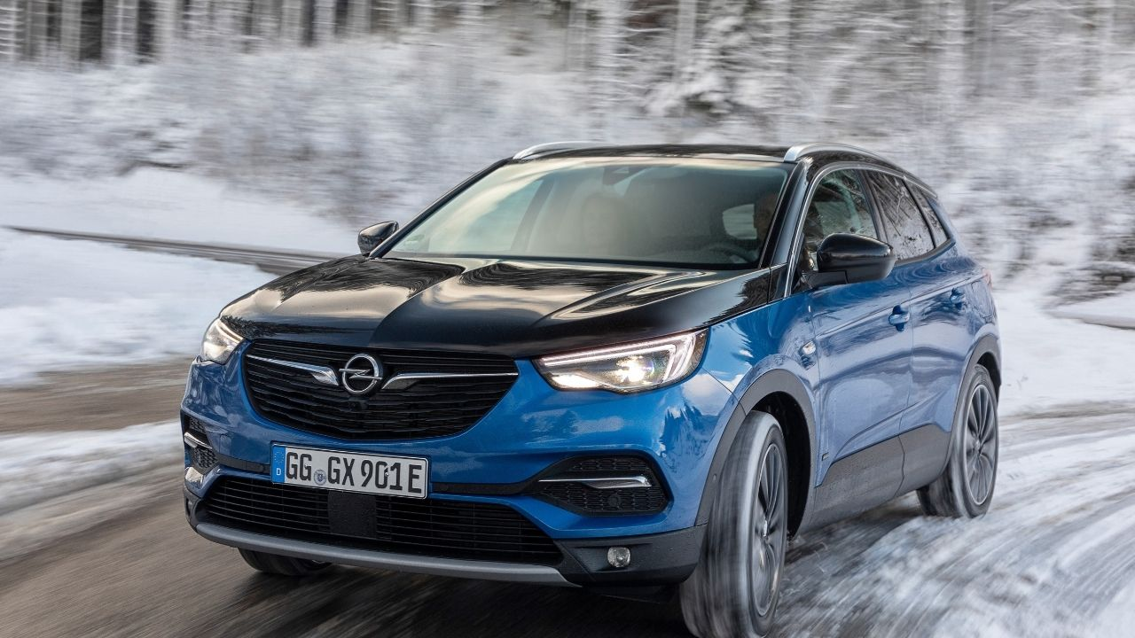 Opel Grandland X MY21 offroad