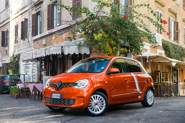Renault-Twingo-Electric
