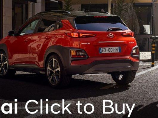 Il sito di Hyundai Click To Buy