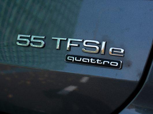 ibrido plug-in Audi