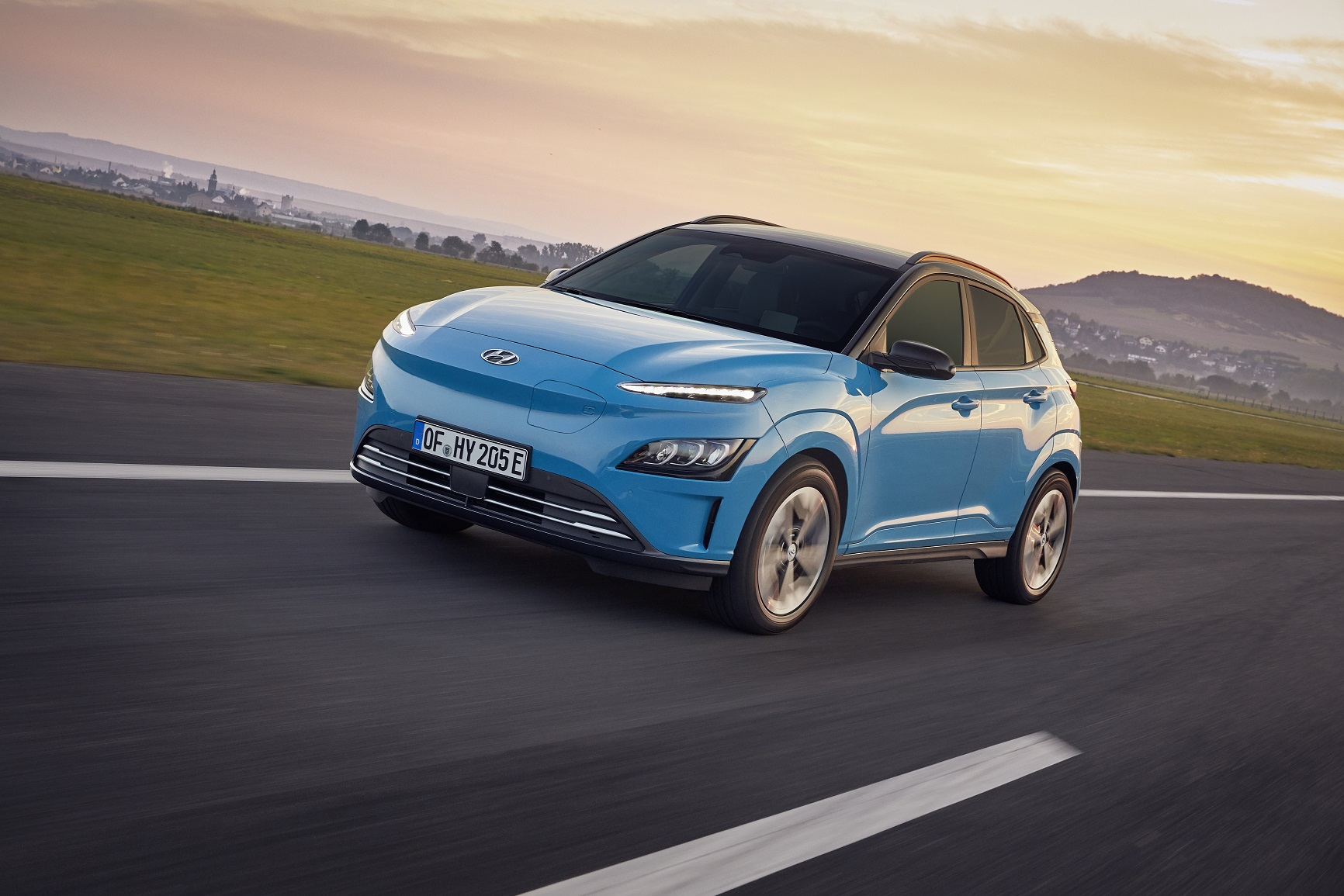 motori elettrici nuova Hyundai Kona