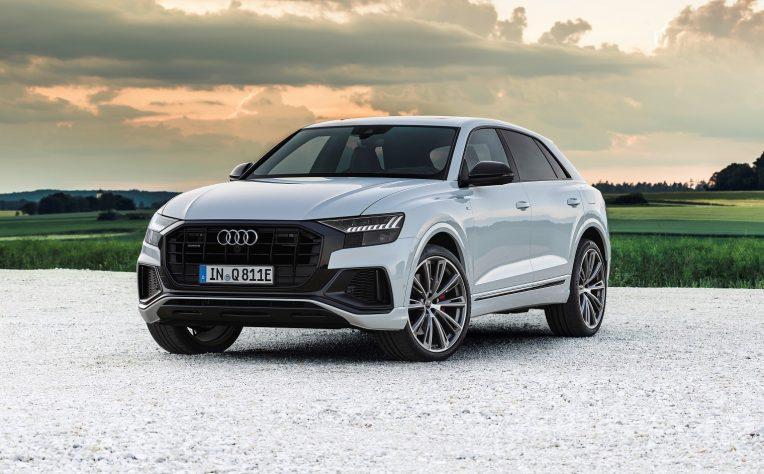 nuova Audi Q8 Phev 2020